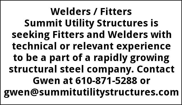Welders/Fitters