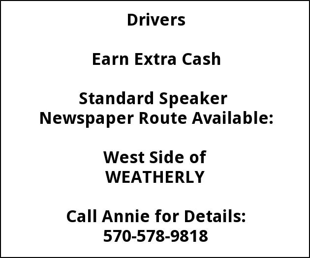 Newspaper Carrier